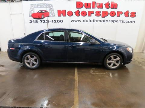 2011 Chevrolet Malibu for sale in Duluth, MN