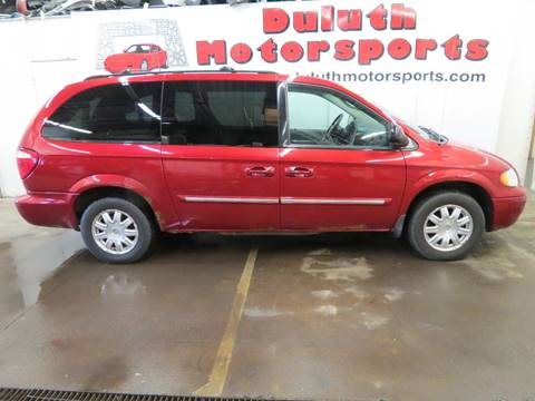 2007 Chrysler Town and Country for sale in Duluth, MN