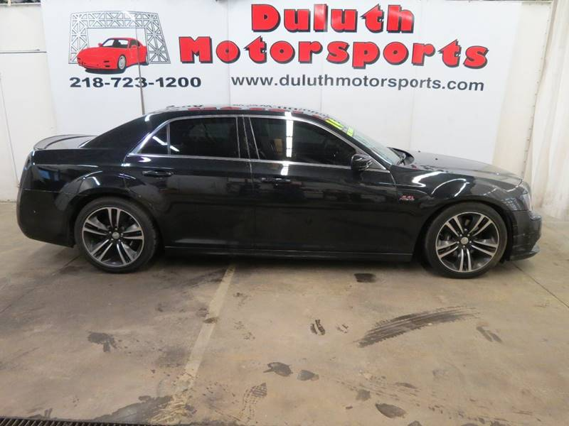 2014 Chrysler 300 for sale at Duluth Motorsports INC in Duluth MN
