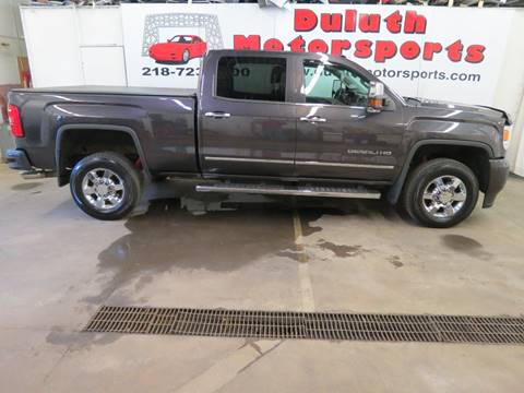 2015 GMC Sierra 2500HD for sale in Duluth, MN