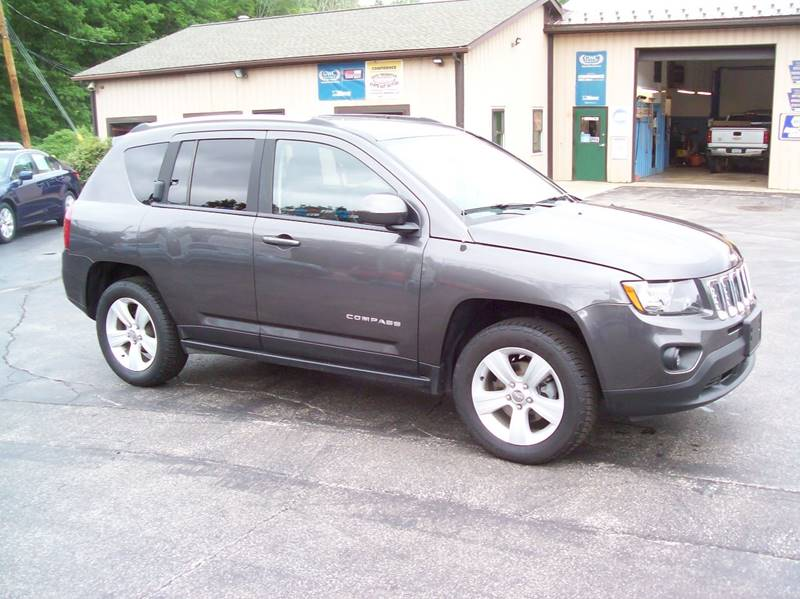 2016 Jeep Compass 4x4 Latitude 4dr SUV In North East PA - Dave