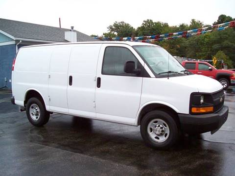 2009 Chevrolet Express Cargo for sale in North East, PA