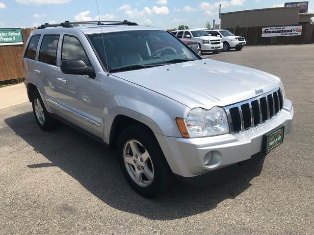 2005 Jeep Grand Cherokee 4dr Limited 4WD SUV - Fargo ND