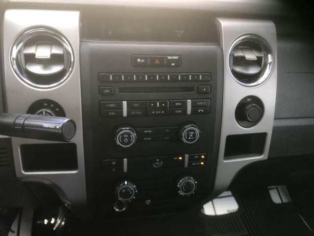 2012 Ford F-150 4x4 XLT 4dr SuperCrew Styleside 5.5 ft. SB - Fargo ND