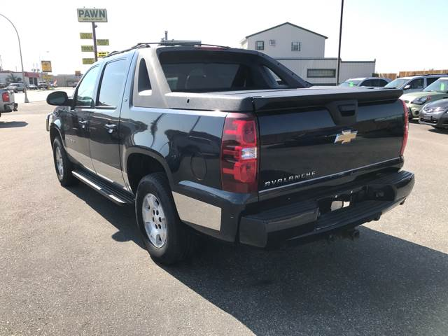 2007 Chevrolet Avalanche LT 1500 4dr Crew Cab 4WD SB - Fargo ND