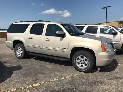 2009 GMC Yukon XL for sale at Used a Bit Auto Sales in Fargo ND