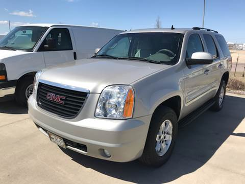 2007 GMC Yukon for sale at Used a Bit Auto Sales in Fargo ND