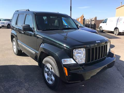 2012 Jeep Liberty for sale in Fargo, ND