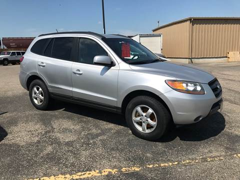 2008 Hyundai Santa Fe for sale at Used a Bit Auto Sales in Fargo ND