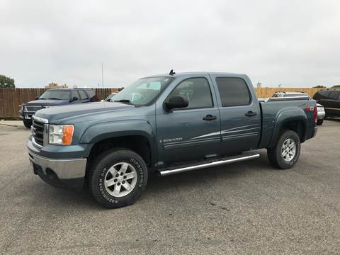 2009 GMC Sierra 1500 for sale at Used a Bit Auto Sales in Fargo ND