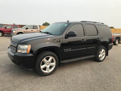 2007 Chevrolet Tahoe for sale at Used a Bit Auto Sales in Fargo ND