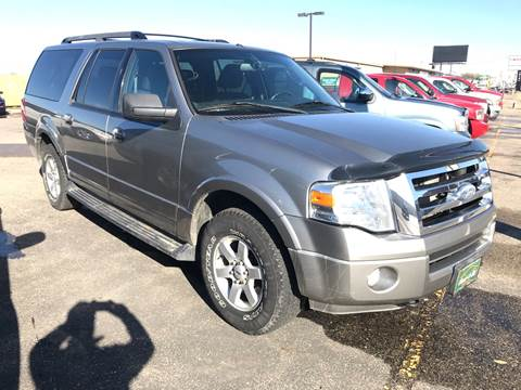 2009 Ford Expedition EL for sale at Used a Bit Auto Sales in Fargo ND
