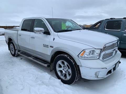 2013 RAM Ram Pickup 1500 for sale at Used a Bit Auto Sales in Fargo ND