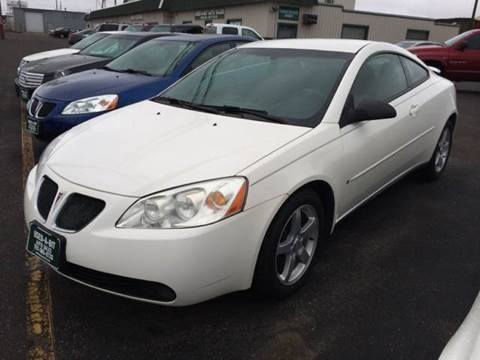2006 Pontiac G6 for sale at Used a Bit Auto Sales in Fargo ND