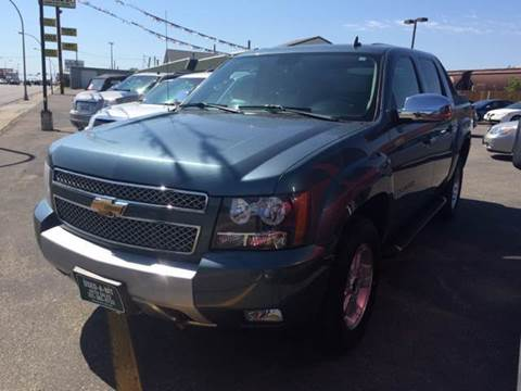 2008 Chevrolet Avalanche for sale at Used a Bit Auto Sales in Fargo ND