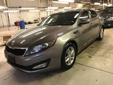 2013 Kia Optima for sale at Used a Bit Auto Sales in Fargo ND