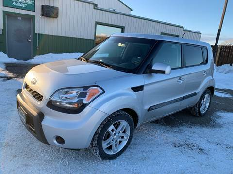 2011 Kia Soul for sale at Used a Bit Auto Sales in Fargo ND