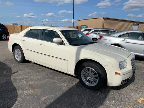 2008 Chrysler 300 for sale at Used a Bit Auto Sales in Fargo ND