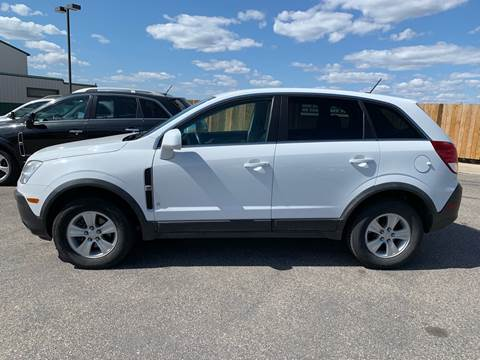 2008 Saturn Vue for sale at Used a Bit Auto Sales in Fargo ND