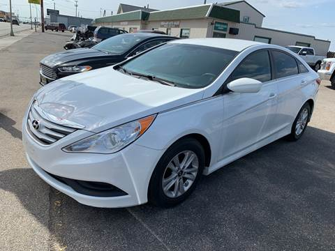 2014 Hyundai Sonata for sale at Used a Bit Auto Sales in Fargo ND