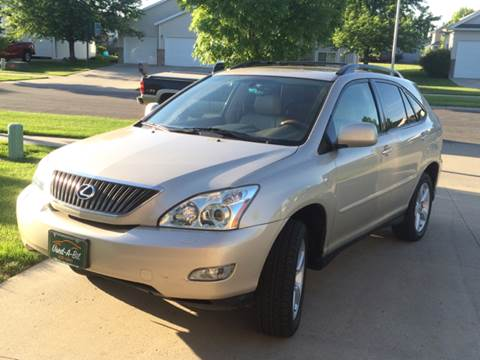 2004 Lexus RX 330 for sale at Used a Bit Auto Sales in Fargo ND