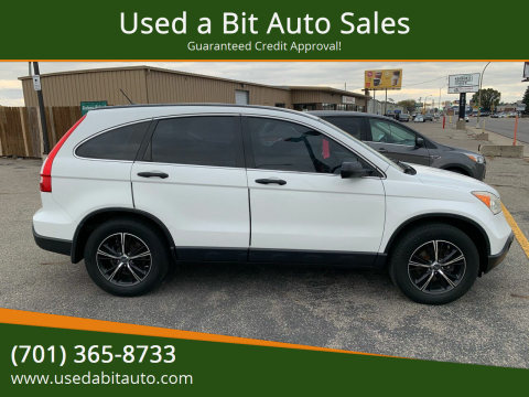 2007 Honda CR-V for sale at Used a Bit Auto Sales in Fargo ND