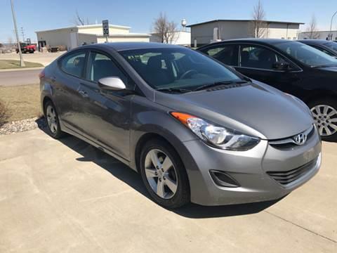 2013 Hyundai Elantra for sale in Fargo, ND