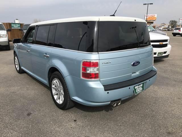 2009 Ford Flex AWD SEL Crossover 4dr - Fargo ND