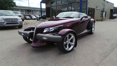 1999 Plymouth Prowler for sale in Austin, TX