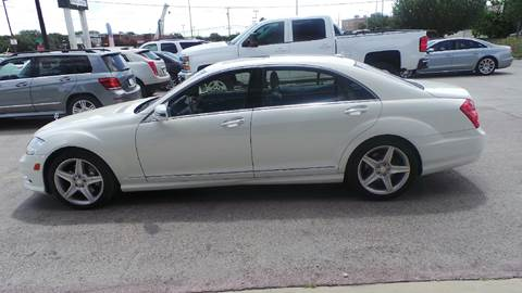 2010 Mercedes-Benz S-Class for sale in Austin, TX