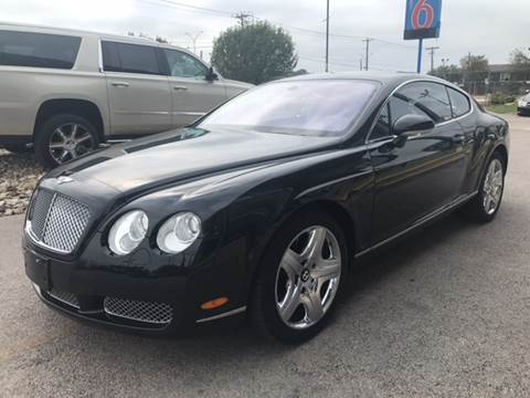 2005 Bentley Continental GT for sale in Austin, TX