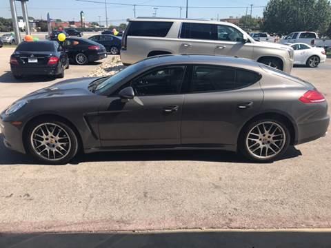 2016 Porsche Panamera for sale in Austin, TX