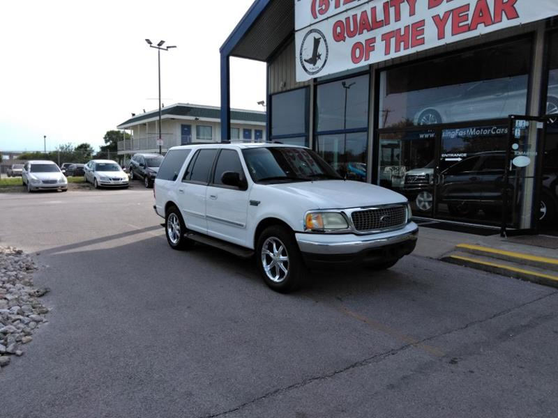 Ford Expedition Xlt Wd Dr Suv Austin Tx