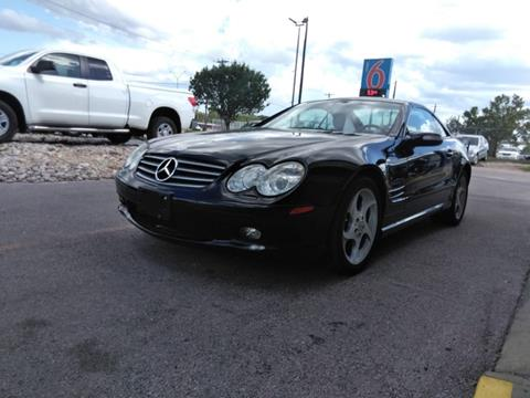 2005 mercedes benz sl class for sale in commerce city co for Austin rising fast motor cars