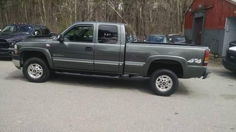 2002 Chevrolet Silverado 2500HD for sale in Windham, NH