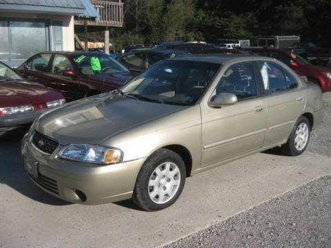 2000 Nissan Sentra for sale in East Berlin, PA