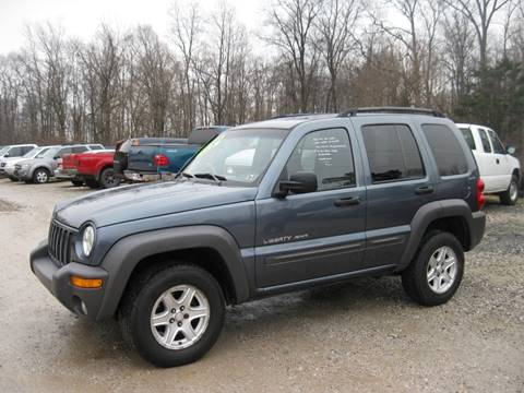 2002 Jeep Liberty for sale in East Berlin, PA