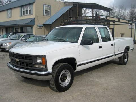 1999 Chevrolet C/K 3500 Series for sale in East Berlin, PA