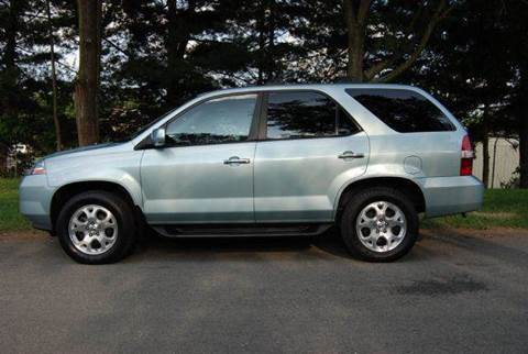 2002 Acura MDX for sale at Blue Line Motors in Winchester VA