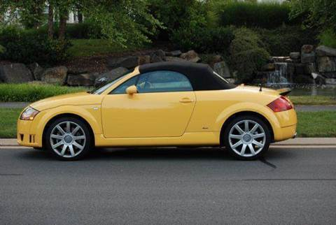 2005 Audi TT for sale at Blue Line Motors in Winchester VA