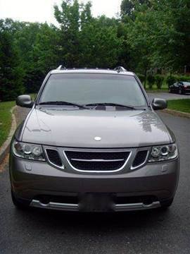 2006 Saab 9-7X for sale at Blue Line Motors in Winchester VA