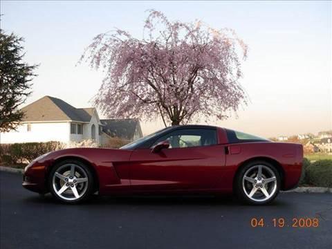 2006 Chevrolet Corvette for sale at Blue Line Motors in Winchester VA