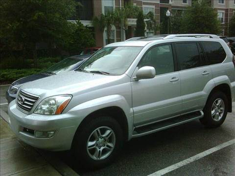 2007 Lexus GX 470 for sale at Blue Line Motors in Winchester VA