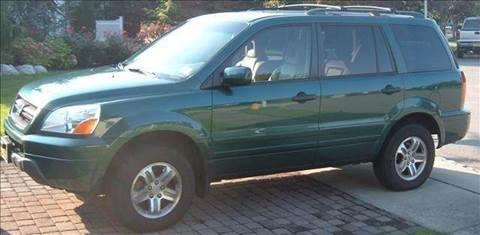 2003 Honda Pilot for sale at Blue Line Motors in Winchester VA