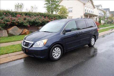 2008 Honda Odyssey for sale at Blue Line Motors in Winchester VA