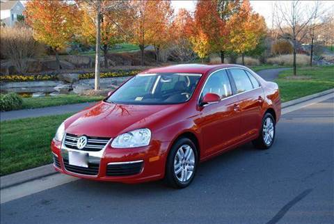 2006 Volkswagen Jetta for sale at Blue Line Motors in Winchester VA