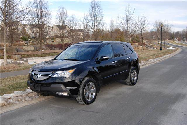 2007 Acura MDX for sale at Blue Line Motors in Winchester VA