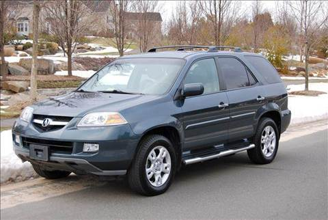 2005 Acura MDX for sale at Blue Line Motors in Winchester VA