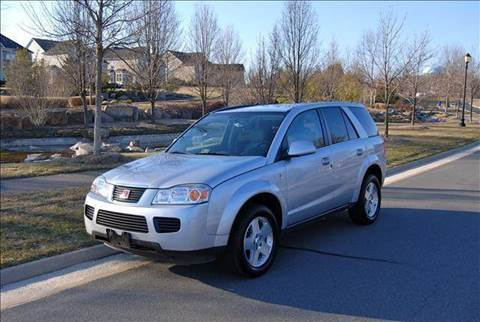 2006 Saturn Vue for sale at Blue Line Motors in Winchester VA
