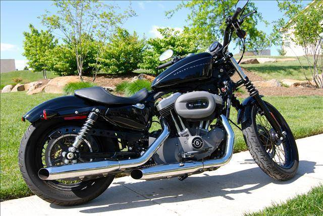 2008 Harley-Davidson NIGHTSTER for sale at Blue Line Motors in Winchester VA